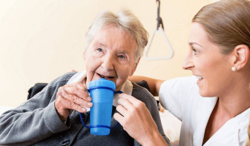 Nutritivna potpora bolesnika s neurogenom orofaringealnom disfagijom